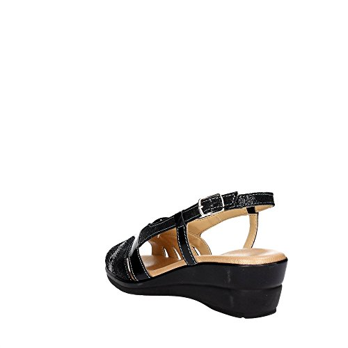 Cinzia Soft IO567-CV 002 Sandalo Donna Nero