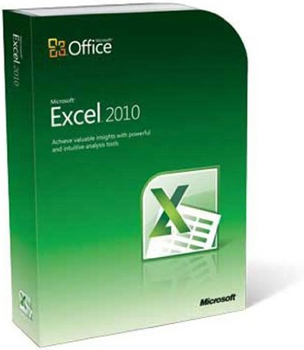 Microsoft Excel 2010 - 1PC/1User
