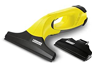 Karcher WV50 cordless window vac and Small Head head attachment