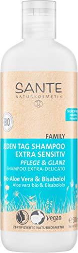 SANTE Naturkosmetik Jeden Tag Shampoo Bio-Aloe Vera &...