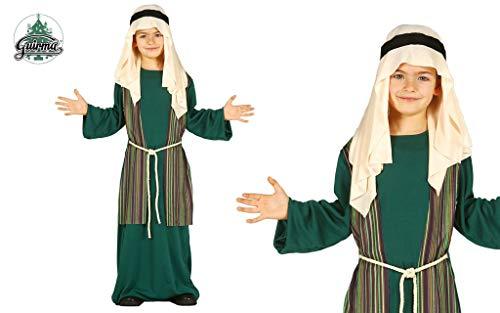GUIRMA Pastor árabe del Traje Verde niño judío Que Vive Natividad