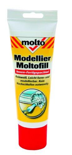 Molto 5087704 Modellier Moltofill, weiß