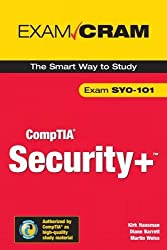 Security+ Certification Exam Cram 2 (Exam Cram SYO-101) 1st 1st edition by Hausman, Kirk, Barrett, Diane, Weiss, Martin, Tittel, Ed (2003) Paperback