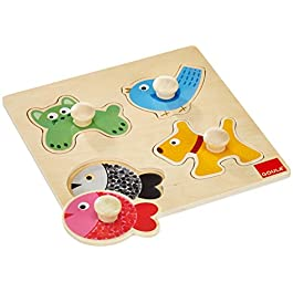Goula 53116 – Puzzle Animali Domestici