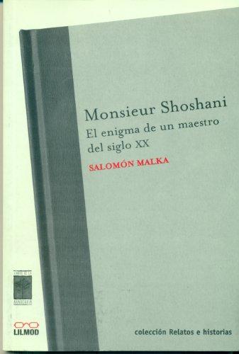 Monsieur Shoshani