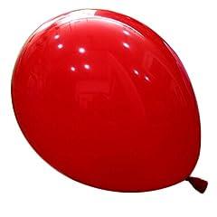 Idea Regalo - logei® 100 pezzi tondo Pallocini Amore Pallocini Pallocini decorazione per Valentino, Fidanzamento, Matrimoni-Rosso