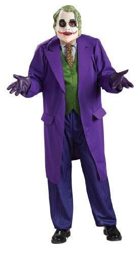 Joker Kostüme Deluxe (Joker Deluxe Kostüm für Herren ,)