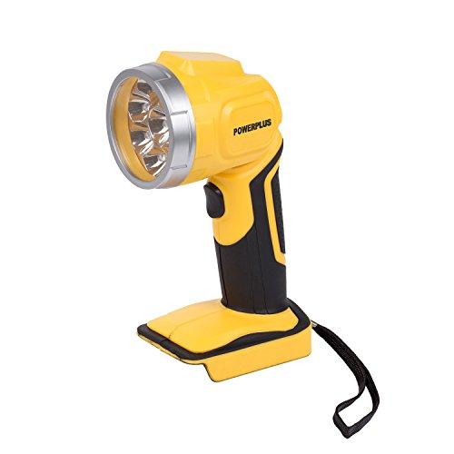 LED Arbeitsleuchte Schwenkkopf Lampe ohne Akku