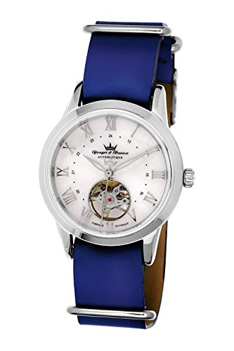 YONGER&BRESSON Automatique Women's Watch YBD 2013-SN31