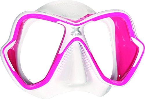 Preisvergleich Produktbild Mares X-Vision Liquidskin 2014 Farbe schwarz-pink
