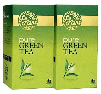 Laplant Lemon & Ginger Green Tea
