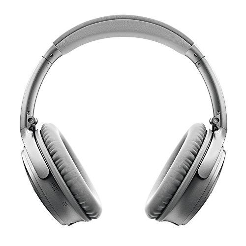 Bose ® QuietComfort 35 kabellose Kopfhörer silber - 4