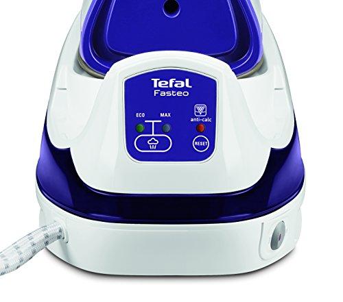 Tefal SV6020 Fasteo Steam Generator Iron, 2200 Watt, Purple