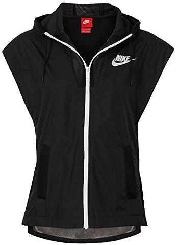 Gilet Nike Femme - Nike Tech Hypermesh Femme Gilet, Noir, Taille