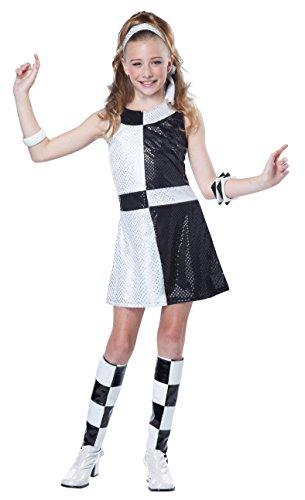 60's Mod Chic Tween Costume, Large (Halloween Kostüme Für Tweens)