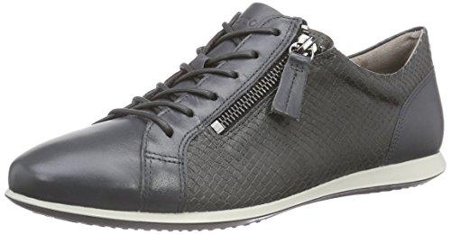 ECCO Touch Sneaker Scarpe da Ginnastica Basse, Donna, Grigio(Dark Shadow/Dark Shadow 56586), 39