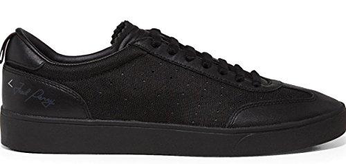 Fred Perry , Herren Sneaker Schwarz Nero, Schwarz - Nero - Größe: EU 41 -