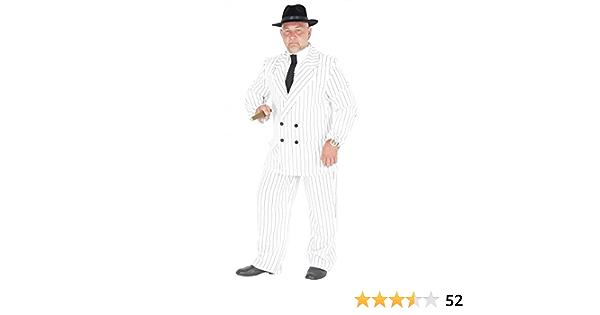 The Herren Kostüm 20er Jahre Hose Karneval Fasching grau