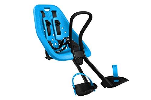 Yepp Kids Mini FahrradsitzKindersitz, blau, M, 8715362004420