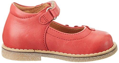 FRODDO Froddo Ballerina Red G2140027, Ballerines fille Rot (Red)