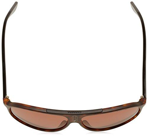 Carrera - Lunette de soleil  6015/S Rectangulaire  - Homme HVNA BLCK