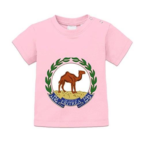 Eritrea Coat of Arms Baby T-Shirt by Shirtcity (Eritrea Coat)