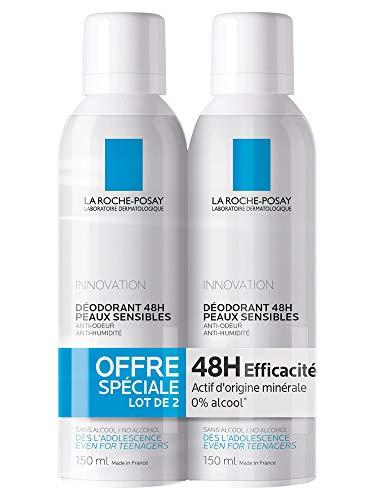 La Roche-Posay fisiológicas Spray Desodorante 24h