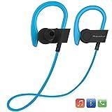 Die besten Budget Kopfhörer - Budget&Good Bluetooth Kopfhörer In Ear Halsband Sport Ohrhörer Bewertungen