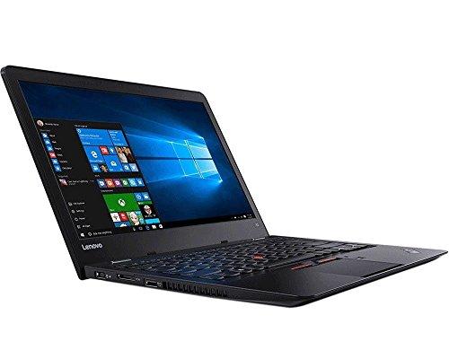 Lenovo ThinkPad 13, 13.3-inch Business Laptop Intel Core i5-7200U 2.5 GHz / 3.1 GHz Turbo Processor, 8GB RAM, 256GB SSD, Full HD Display (1920 x 1080 Resolution), Light Weight, Fingerprint Reader, Windows 10 Pro - 20J1003TUK