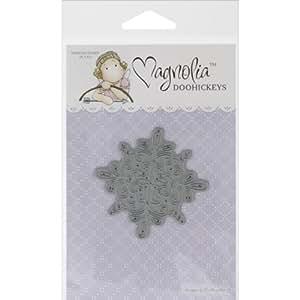 Magnolia A Christmas Story DooHickeys Dies-Cozy Big Snowflake
