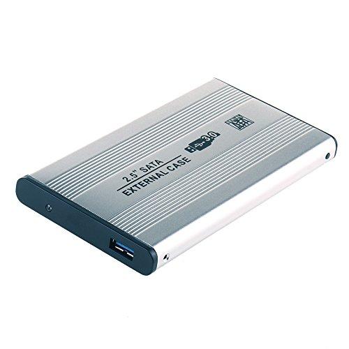 Ronsen 282U3 HDD Enclosure - USB 3.0 Externes Festplattengehäuse für Festplatte 2.5