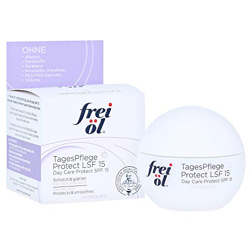 FREI ÖL Hydrolipid TagesPflege Protect LSF 15 Cr. 50 ml Tagescreme -