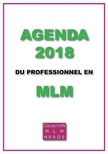Agenda 2018 du professionnel en MLM