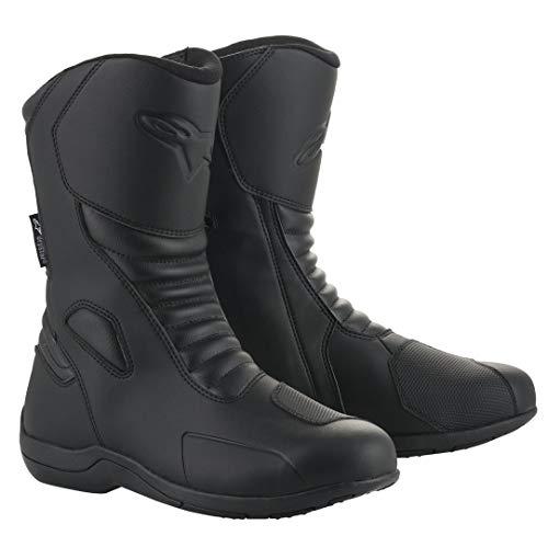 Alpinestars Origin - Stivali da moto, misura 45, colore: Nero