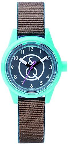 Citizen–Bracciale unisex orologio Smile Solar al quarzo plastica RP01j004y
