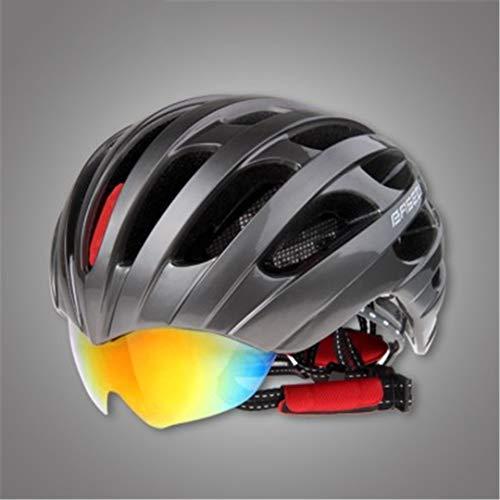 Hel-Metsn Starke Schlagfestigkeit Starker Druck Licht Atmungsaktiv Abrieb Absorbierend Dämpfung Fahrradhelm BC-010b