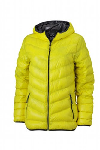 James & Nicholson Damen Jacke Daunenjacke Ladies' Down...