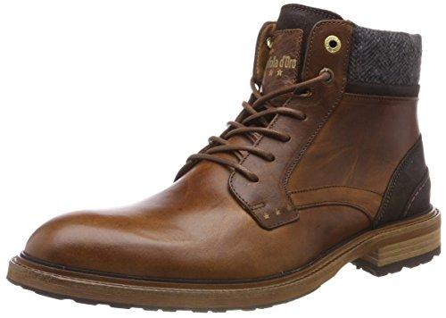Pantofola d'Oro Herren PIZZOLI Uomo HIGH Chukka Boots, Braun (Tortoise Shell .Jcu), 45 EU