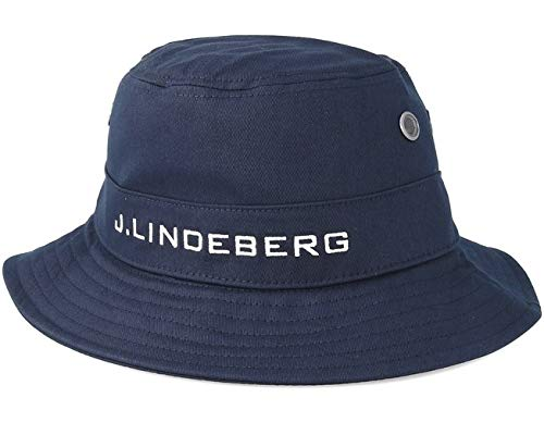 Jae Twill JL Navy Bucket - J.Lindeberg