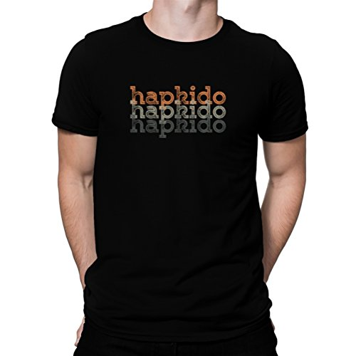 Camiseta Hapkido repeat retro