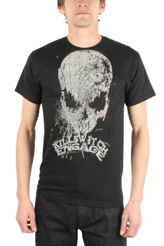 Killswitch Engage Shattered-Maglietta da uomo nero