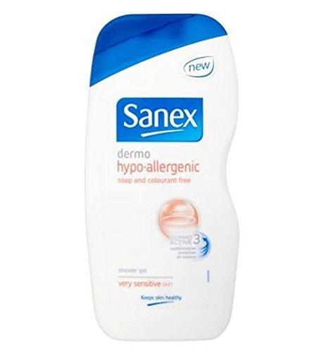 Sanex Hypoallergénique 500Ml De Gel Douche