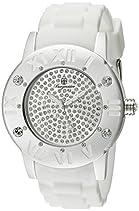 Burgmeister Damen-Armbanduhr XL Analog Quarz Silikon BM165-516