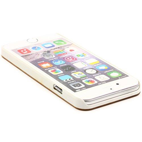 c80ac2c501f ... Original Urcover® Full Wood Pattern Style Schutz Hülle für das Apple  iPhone 6 Echt Holz ...