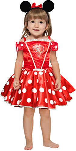 Minnie - Disney Costume Carnevale - Collezione Baby Ballerina 2122H007