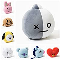 ATA19 - New Kpop Bangtan Boys BTS bt21 Vapp Pillow Plush Cushion Warm Back Pillow Cartoon TATA VAN COOKY CHIMMY SHOOKY 1 PCs