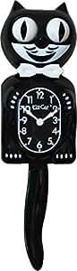 Kit-Cat Klock, orologio classico nero