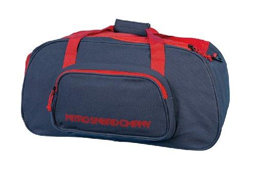 Nitro Snowboards Tasche Duffle Bag, geo fire, 60 x 30 x 30 cm, 49 Litre, 878020 Midnight