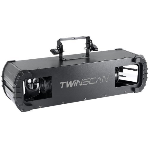 Cameo TWINSCAN 20 - Doppelter Gobo-Scanner mit 10W Cree-LEDs