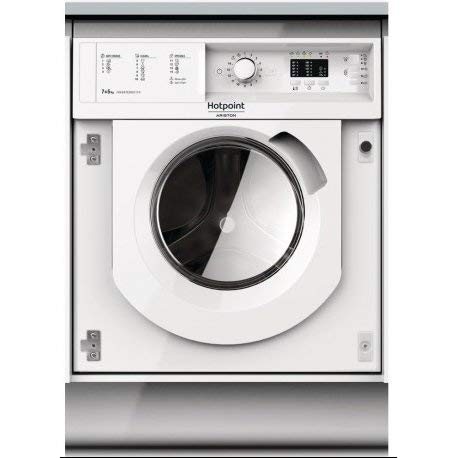 Lavadora Secadora Ariston Hotpoint Biwdhl75128eu Integrable